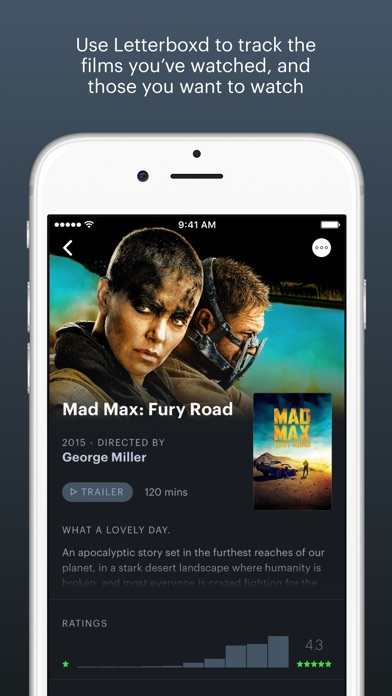 Letterboxd — Your life in film Screenshot
