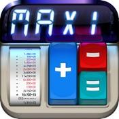MaxiCalc Pro: Calculadora Simples e Científica LCD