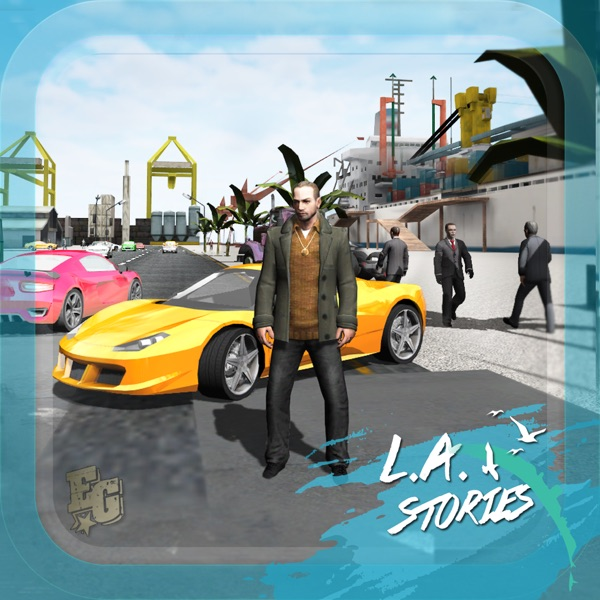 L.A. Crime City Open World Game Apk Download For Free With