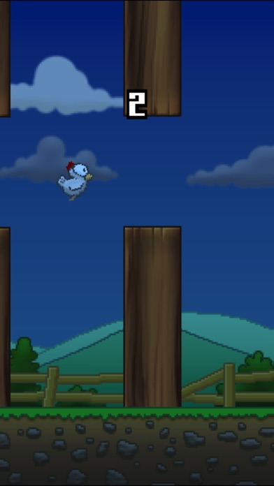 Tappy Chicken Screenshot