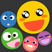 Emoji Race - Fill it with Smiley faces!