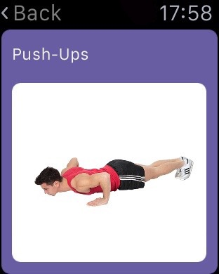 Fitness and Bodybuilding - Exercises, Workouts Screenshot