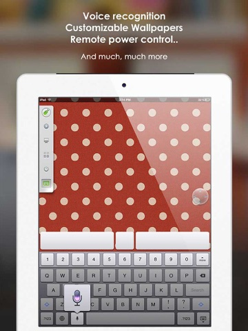 Funkmaus (Remote Mouse FREE for iPad) Screenshot