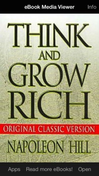 Lessons Learned in Tough Times - Think and Grow Rich book