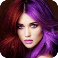 Hair Color Changer - Color Dye on Hair By Bhavik Savaliya