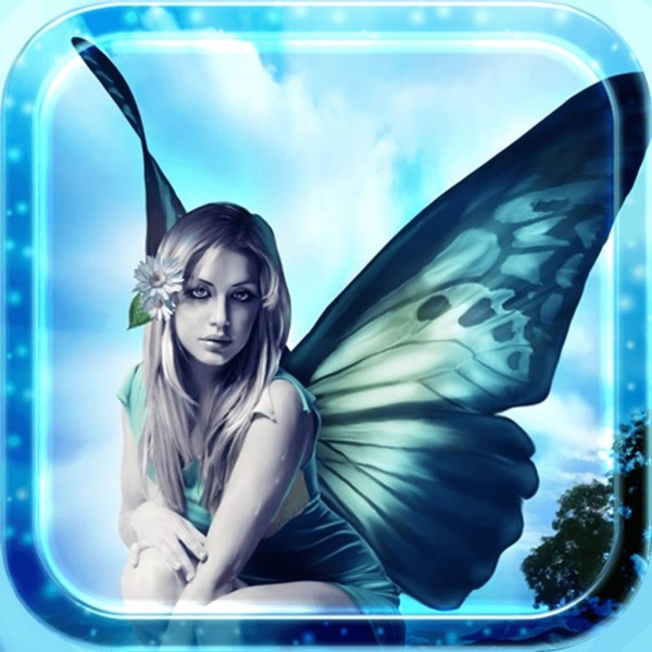 Cute Angels & Fairies Wallpapers - Unique