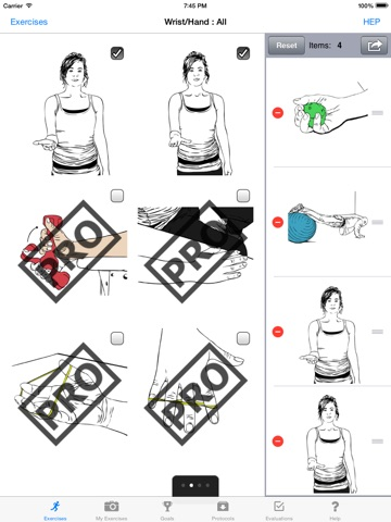 Physical Therapy Home Exercises on the App Store