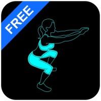 30 Day Squat Challenge FREE