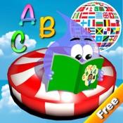 Buchstaben Puzzle: Lesen lernen