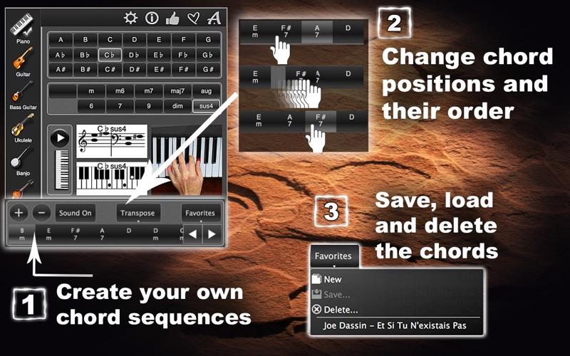 Neonway ChordsMaestro for Mac 1.3 破解版 - 流行弦音乐乐器