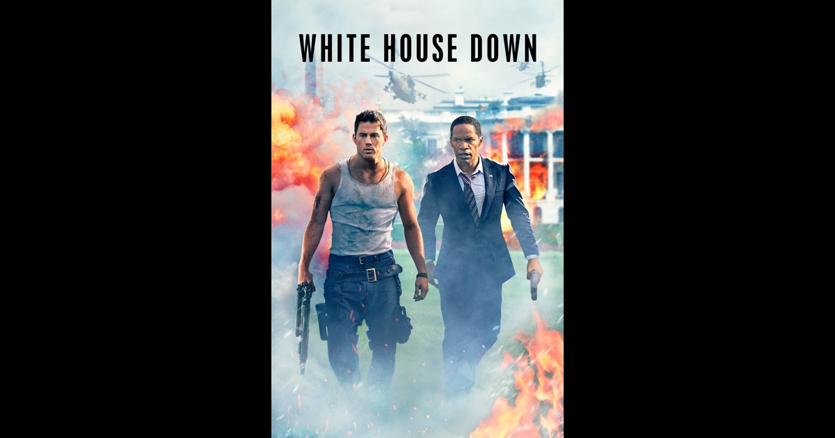 White House Down on iTunes