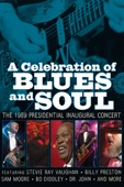 Stevie Ray Vaughan, Double Trouble, Jimmie Vaughan, Bo Diddley, Delbert McClinton, Percy Sledge & Koko Taylor - A Celebration of Blues and Soul: The 1989 Presidential Inaugural Concert  artwork