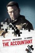 Gavin O'Connor - The Accountant (2016)  artwork