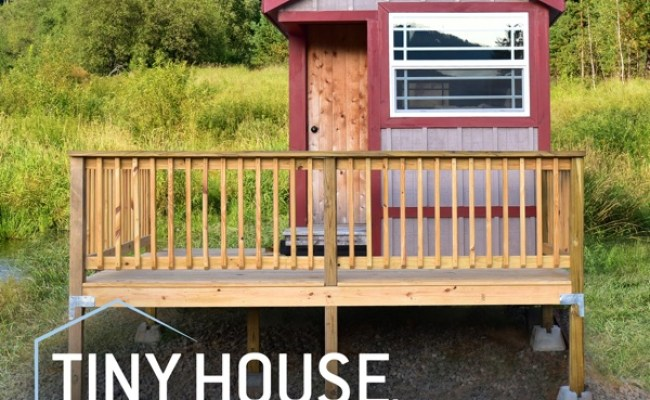 Watch Tiny House Big Living Season 5 Episode 10