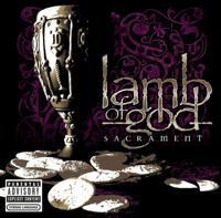 Descending Lamb of God