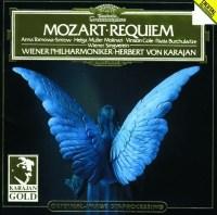 Mozart: Requiem by Herbert von Karajan & Vienna ...