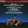 Academy of St. Martin in the Fields & Sir Neville Marriner - Mozart: Eine kleine Nachtmusik - Pachelbel: Canon  artwork