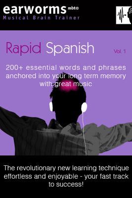 Rapid Spanish: Volume 1 (Unabridged) - Earworms Learning