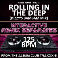 Rolling in the Deep (125 BPM Dizzy's Bambam Mix) DJ Dizzy