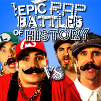 Mario Bros. vs. Wright Brothers Epic Rap Battles of History