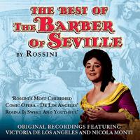 The Barber of Seville, Largo Al Factotum Tullio Serafin, The Orchestra Sinfonica di Milano & Gino Bechi (Figaro)
