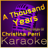 A Thousand Years (In the Style of Christina Perri) [Karaoke Instrumental Version] High Frequency Karaoke MP3