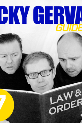 The Ricky Gervais Guide to...LAW AND ORDER (Unabridged) - Ricky Gervais, Steve Merchant & Karl Pilkington