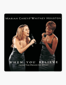 When you believe from the prince of egypt ep by mariah carey  whitney houston on apple music also rh itunesle
