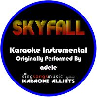 Skyfall (Originally Performed By Adele) [Instrumental Version] Karaoke All Hits