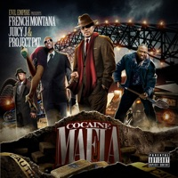 Cocaine Mafia - French Montana, Juicy J & Project Pat mp3 download