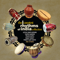 The Other Rhythm Taufiq Qureshi, Shankar Mahadevan & Zakir Hussain