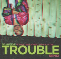 Trouble (Remix) [feat. Wale, Trey Songz, T-Pain, J.Cole & DJ Bay Bay] - Single - Bei Maejor mp3 download