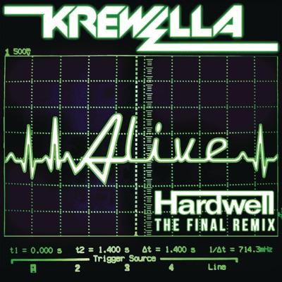Alive (Hardwell Remix) - Krewella mp3 download