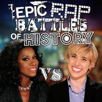 Oprah vs Ellen Epic Rap Battles of History MP3