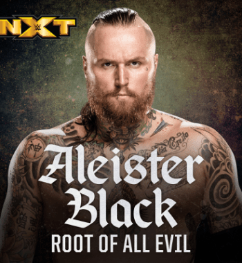 WWE: Root of All Evil (Aleister Black) [feat. Incendiary] - CFO$