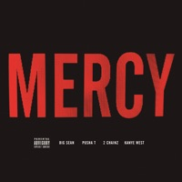 Mercy (feat. Big Sean, Pusha T & 2 Chainz) - Single - Kanye West mp3 download