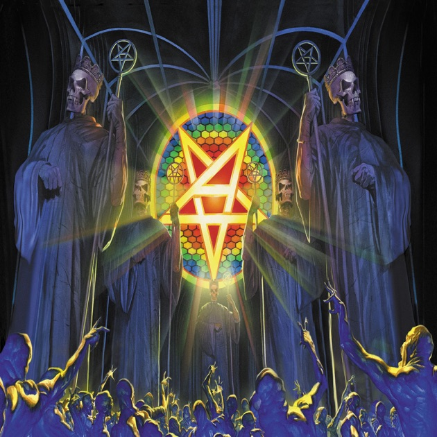 For All Kings Deluxe by Anthrax