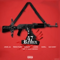 47 (Remix) - Single - Anuel AA, Ñengo Flow, Farruko, Casper, Darell, Bad Bunny, Lil Geniuz & Sinfonico mp3 download