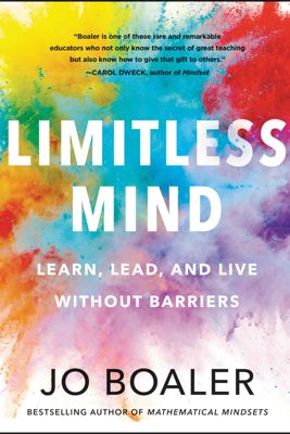Limitless Mind - Jo Boaler