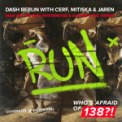 Free Download Dash Berlin & Cerf & Mitiska Man on the Run (Whiteno1se & System Nipel Remix) Mp3