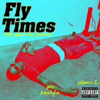 Wiz Khalifa - Fly Times, Vol. 1: The Good Fly Young artwork
