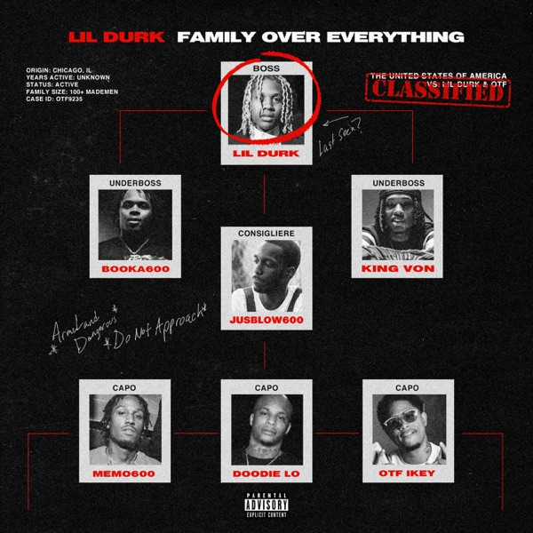 Only The Family - Fake Love