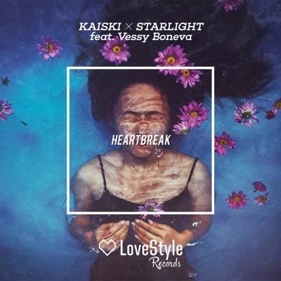 Heartbreak (Wallie Remix) - Kaiski & Starlight Feat. Vessy Boneva mp3 download