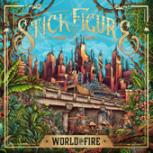 World on Fire - Stick Figure