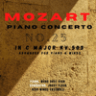 Piano Wong Chee Yean, High Winds Ensemble & Conductor Joost Flach - Mozart Piano Concerto No. 25 in C Major KV. 503