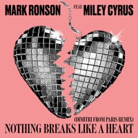 Nothing Breaks Like a Heart (Dimitri from Paris Remix) [feat. Miley Cyrus] - Single - Mark Ronson mp3 download