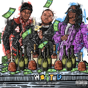 Wasted (feat. YG) - Wasted (feat. YG) mp3 download