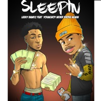 Sleepin (feat. YoungBoy Never Broke Again) - Single - Leeky Bandz mp3 download
