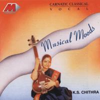 Krishnanee Begane: Raga - Yaman Kalyani Chitra