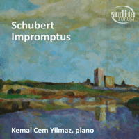 Impromptu in A-Flat Major, D. 935/2, Op. 142/2 Kemal Cem Yilmaz
